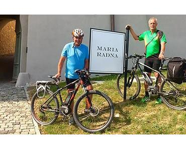 Von Maria zu Maria – E-Bike Wallfahrt