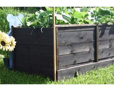 Das Hochbeet für den Garten