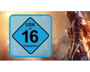 Battlefield 1 in Deutschland komplett ungeschnitten und ab 16 Freigegeben
