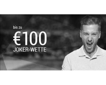 Bwin – €100 Joker-Wette