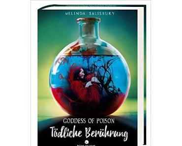 [Rezension] Goddess of Poison #1 - Tödliche Berührung