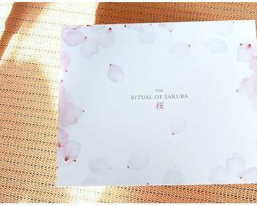 Glossybox - The Ritual of Sakura Edition - vom September 2016