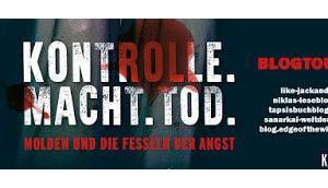 [Ankündigung] Blogtour: Klaus Schuker Kontrolle. Macht. Tod.