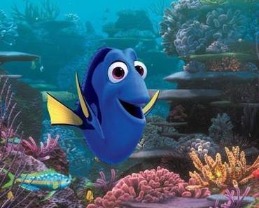 """Einmal Kindheit und zurück - """"Findet Dorie"""" von Pixar!"""