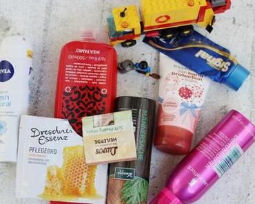 Aufgebrauchte Produkte – Nivea Luvos Lee Stafford Kneipp