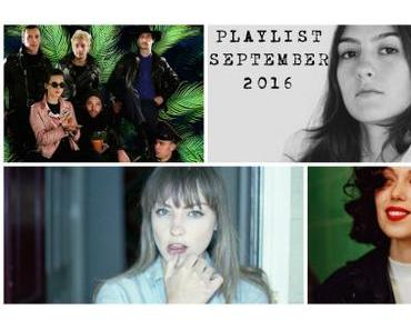 Playlist September 2016: mit Weyes Blood, Angel Olsen, Warpaint, La Femme etc.