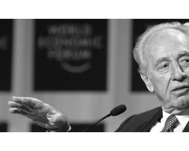 Nachruf auf Schimon Peres