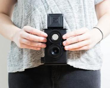 Built your own analog Camera