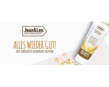 Neu im Rossmann: Jean & Len Haarkur Repair
