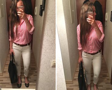 Outfit: Streifen