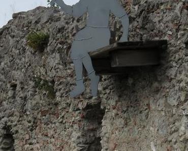 Burg Hohenfreyberg: Ein romantischer Traum vom Rittertum 500 Jahre vor Neuschwanstein