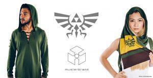 """Zelda"" Mode-Kollektion überrascht mit genialen Outfits"