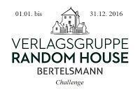 [Random House Challenge 2016] 9. Monat - Lesefortschritt