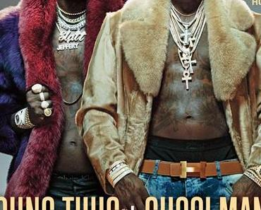 Gucci Mane and Young Thug Share The Cover of 'XXL'