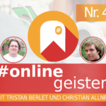 Messenger — #Onlinegeister Nr. 4 (Social-Media-Podcast)