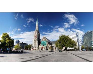 Aktivitäten und Sehenswürdigkeiten in Christchurch