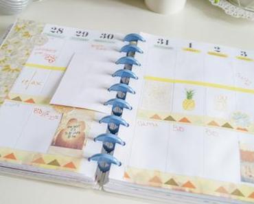 # 5 Planner Decoration - 365 Happy Planner