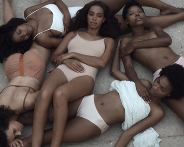 "New Videos: Solange ""Don't Touch My Hair"" (Feat. Sampha) & ""Cranes in the Sky"""