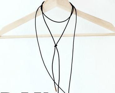 Fashion DIY Choker aus Leder - 2 einfache Varianten