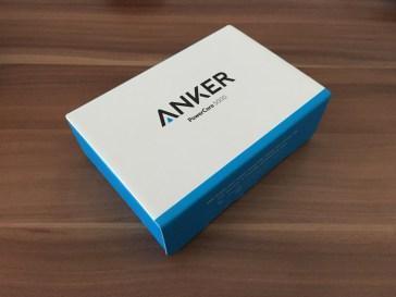 Anker PowerCore 5000 – unterwegs immer mit Strom versorgt