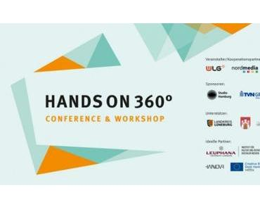 Fokus Virtual Reality: HANDS on 360° – conference & workshop