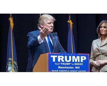 Donald J. Trump brüstet sich mit sexuellen Übergriffen