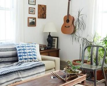 Kleine Räume ganz groß: Tipps fürs Einrichten kleiner Wohnungen