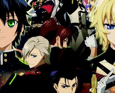 """""""Seraph of the End Vol. 2: Battle in Nagoya"""" – Limited Premium Edition ab 8. Dezember!"""