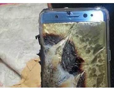 Samsung bekommt Fehler nicht in den Griff – Produktion des Note 7 wird komplett eingestellt