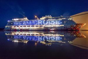 Genting Dream abgeliefert: Erstes Schiff für den chinesischen Markt an Dream Cruises übergeben
