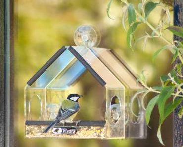 Der Balkon als Garten für Vögel