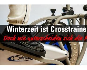 Winterzeit ist Crosstrainerzeit ⛄ Doch wie unterscheiden sich die Modelle