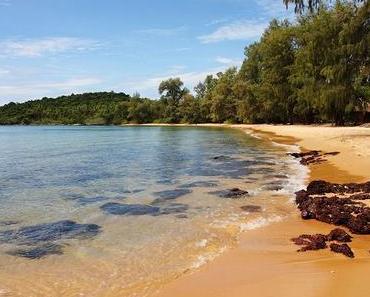Strandurlaub in Kambodscha