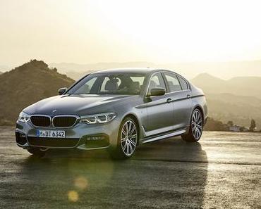 Apple CarPlay erstmals kabellos im neuen 5er BMW
