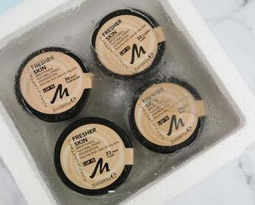 MANHATTAN Cosmetics Make up Fresher Skin Foundation