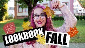 [Lookbook] Herbst & bunte Haare | Video