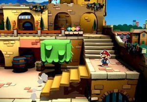 Wir zocken: Paper Mario Color Splash