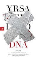 Rezension: DNA - Yrsa Sigurdardóttir