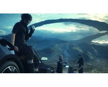 Final Fantasy XV die Sprecher im 3teiligen Vorstellungsvideo