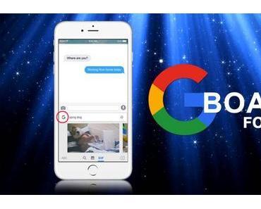 GBoard für iPhone erhält Update