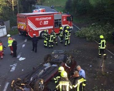 Unfall Remseck am Neckar