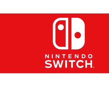 Nintendo präsentiert ihre neue Konsole namens Nintendo Switch