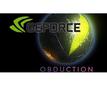 NVIDIA verlost Spiele-Keys zu Obduction im Wert von 50.000$