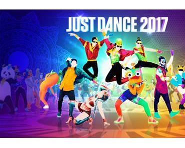 Just Dance 2017 - Komplette Trackliste