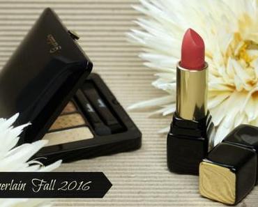 [Beauty]Review GUERLAIN Herbstlook 2016