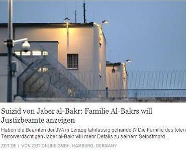 Vater, Bruder, Mörderkind - Deutschland soll für verhinderten Terroranschlag aufkommen
