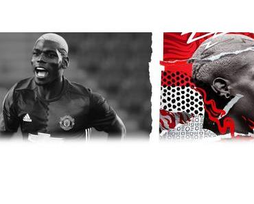 Here to create – Pogba und adidas