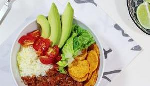 FOOD Burrito Bowl