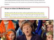 Merkel: Einzige Alternative islamischen Gottesstaat christliche