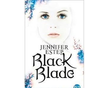 [Rezension] Black Blade, Bd. 3: Die helle Flamme der Magie -  Jennifer Estep